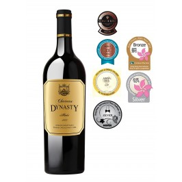 Dynasty Merlot Series – Gold Label 2008/2009