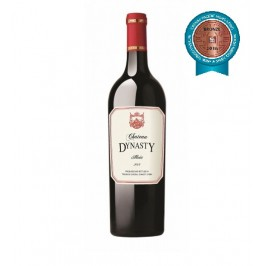 Dynasty Merlot Series - Red Label 2013